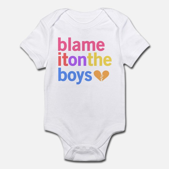 Blame It On The Boys Infant Bodysuit