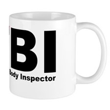 Cute Mbi male body inspector Mug