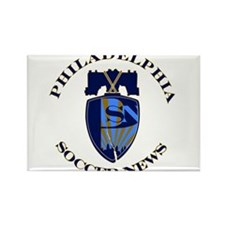 Unique Philly Rectangle Magnet (10 pack)