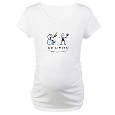 Disabled Tennis Girl Shirt