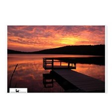 DV Sunset 05 Postcards (Package of 8)