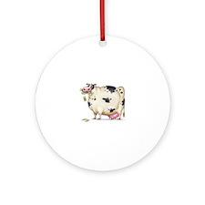 Cash cow Ornament (Round)