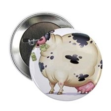"Cash cow 2.25"" Button (100 pack)"