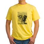 Telephoto Yellow T-Shirt