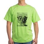 Telephoto Green T-Shirt