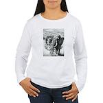 Telephoto Women's Long Sleeve T-Shirt