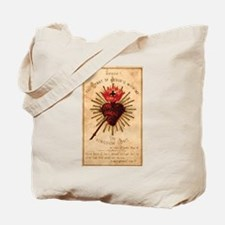Sacred Heart of Jesus Tote Bag