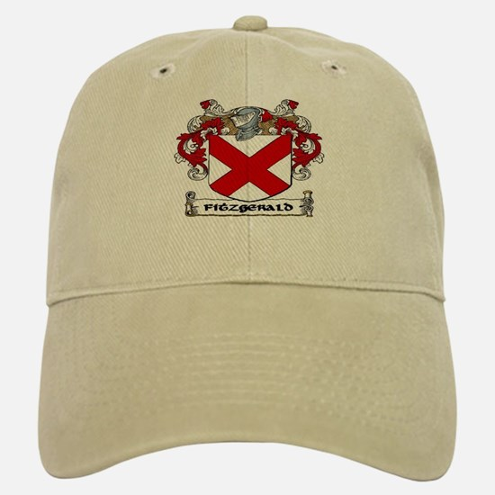 Fitzgerald Coat of Arms Baseball Baseball Baseball Cap