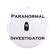 "Paranormal 3.5"" Button"