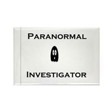 Paranormal Rectangle Magnet