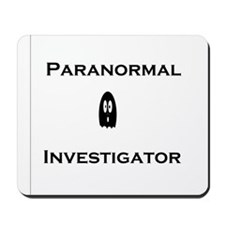Paranormal Mousepad
