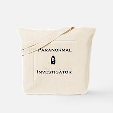 Paranormal Tote Bag