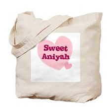 Sweet Aniyah Tote Bag