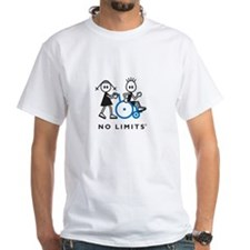 Girl Pushes Disabled Boy Shirt