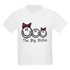 The Big Sister (G,B,G) T-Shirt