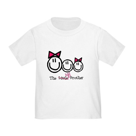 The Big Brother (G,B,G) Toddler T-Shirt