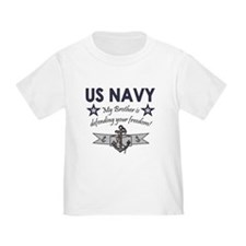 US Navy Brother Defending T