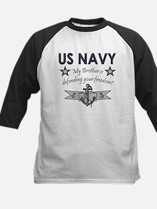 US Navy Brother Defending Tee
