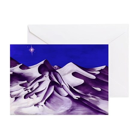 Birth of an Angel Greeting Cards (Pk of 10)