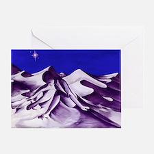 Birth of an Angel Greeting Card