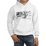 Muscle bound Hooded Sweatshirt