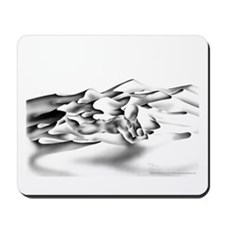 Muscle bound Mousepad