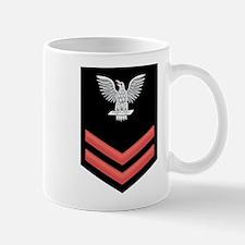 Petty Officer Second Class Red Mug