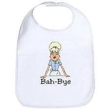 Bah-Bye Bib