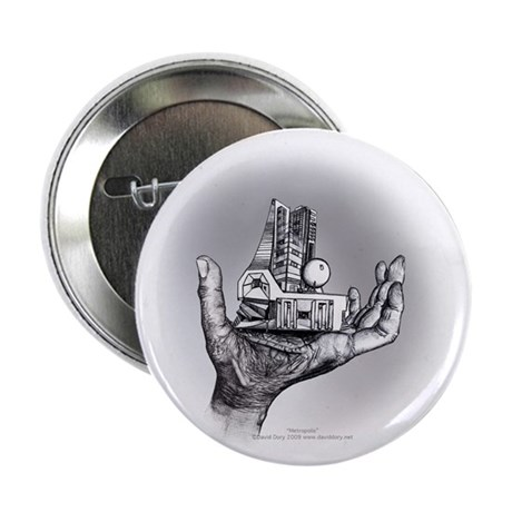 """Over and Under 2.25"""" Button (10 pack)"""