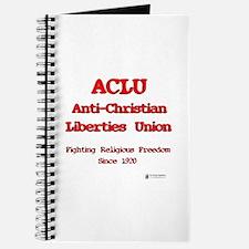 ACLU Anti Christian Journal