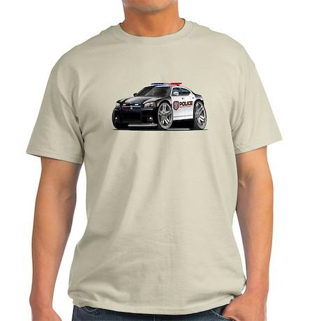 Mopar Police Car Light T-Shirt