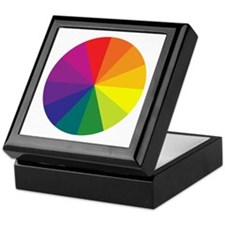 Gifts for Artists Keepsake Box