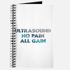 Cute Ultrasound Journal