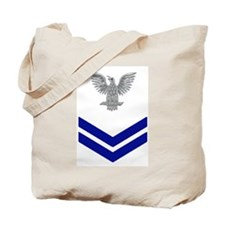 PO 2nd Blue Tote Bag