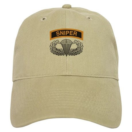 Sniper Tab with Basic Airborn Cap