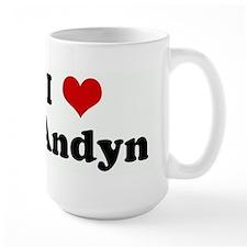 I Love LAndyn Mug