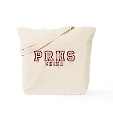 PRHS cheer (1) Tote Bag