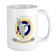 Supermarine_Spitfire Mugs