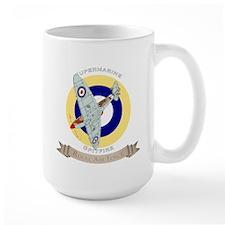 Supermarine_Spitfire Mugs