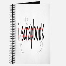 I Scrapbook Journal