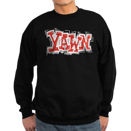 Yawn Sweatshirt (dark)