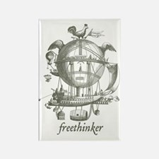 Freethinker Rectangle Magnet
