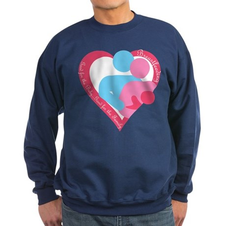 Good for the Family Sweatshirt (dark)