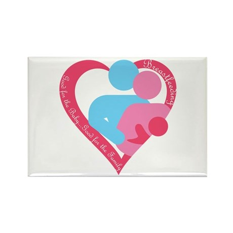 Good for the Family Rectangle Magnet (100 pack)