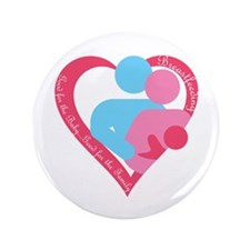 "Good for the Family 3.5"" Button (100 pack)"