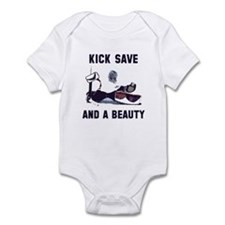 Kick Save Infant Bodysuit