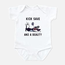 Kick Save Infant Bodysuit