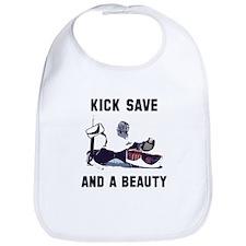 Kick Save Bib