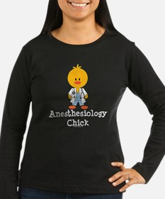 Anesthesiology Chick T-Shirt