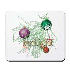 Twilight Christmas Mousepad